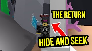 🍬 ROBLOX Bubble Gum Simulator The Return of Hide and Seek | Winner gets a prize| 3 rounds! 🍬