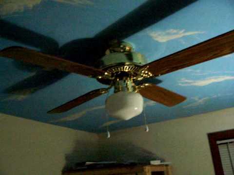 My Kingston Ceiling Fan That Replaced My Littleton.