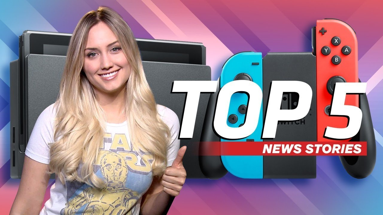 Superior Nintendo Switch Update Brings Key Features   IGN Daily Fix