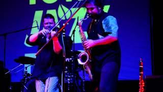Stozer- Naked,Green Town Jazz Fest,Sombor 2015
