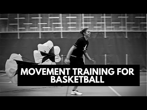 Basketball movement culture and mobility drills for kids