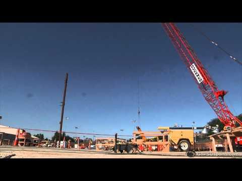 Pegula Ice Arena Construction - June 6