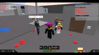 Roblox: U.C.A Info Video