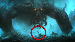 TERRIFYING ANCIENT CREATURES YOU'VE NEVER HEARD OF