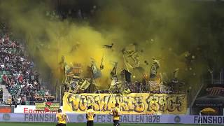 FC St. Gallen - BSC Young Boys - 08.04.2018 - 001