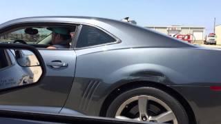 2010 Camaro SS vs 2015 Mustang GT Coyote
