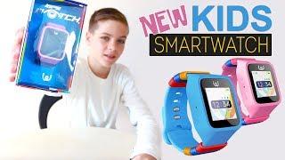 NEW SMARTWATCH & GPS TRACKER for KIDS - iGPS Watch