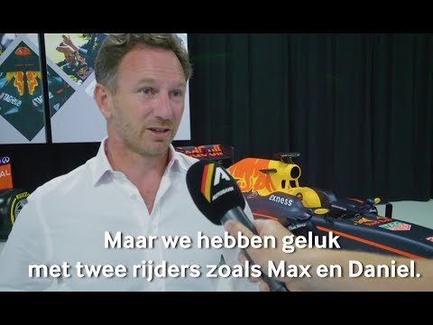 Autobahn interviewt: Red Bull Racing-baas Christian Horner