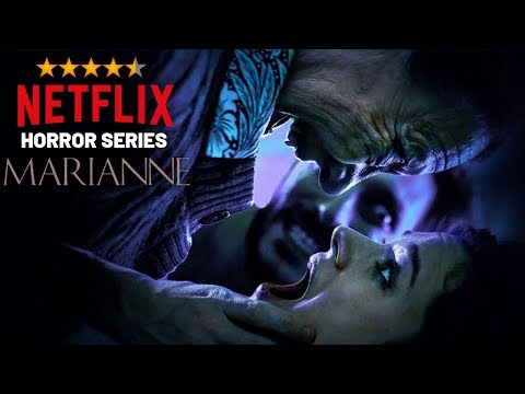 Marianne Netflix Horror Series Review [HINDI] Spoiler Free