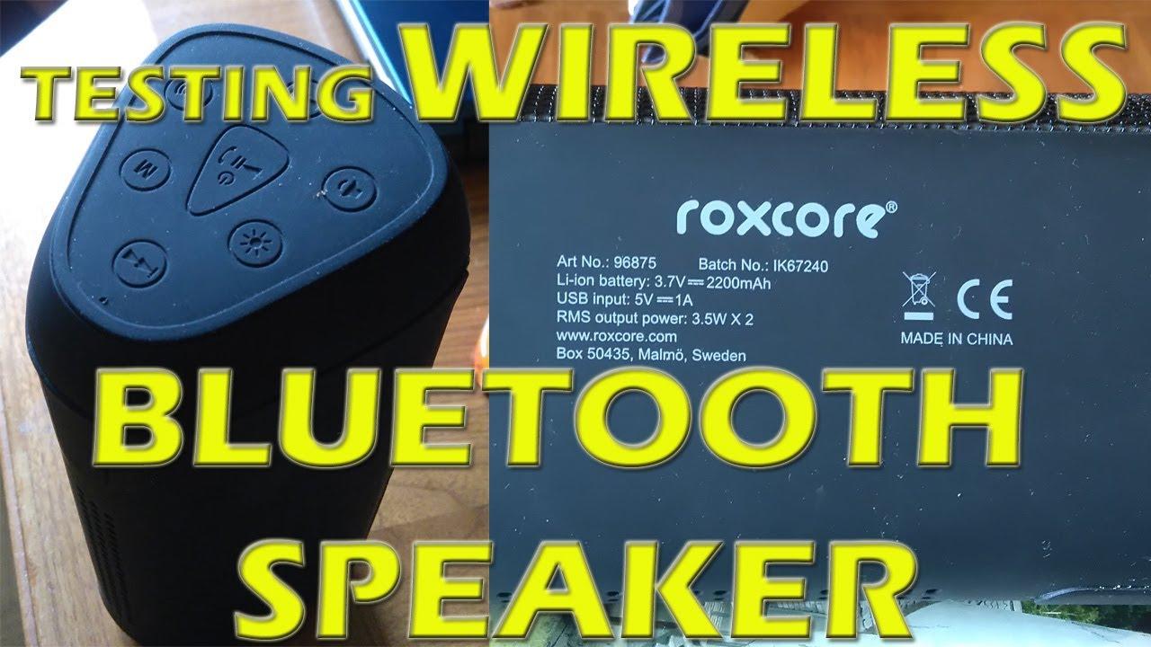roxcore blaster 500 test