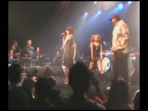 DULE & Cindy Bernadette LIVE @ 2008 JavaJazz Festival -