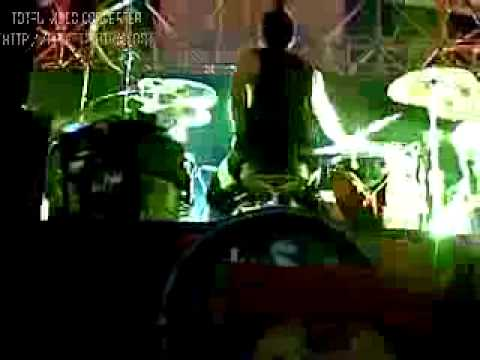 "ikmal tobing solo drum ""tebing tinggi"""