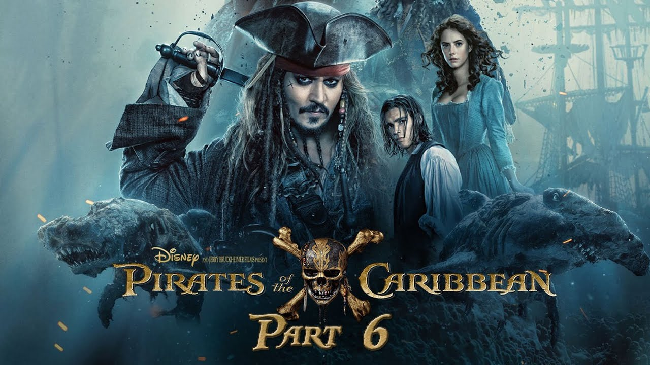 Pirates of Caribbean 6, Johnny Depp's Return, Plot and Story Detail- US  News Box Official - YouTube