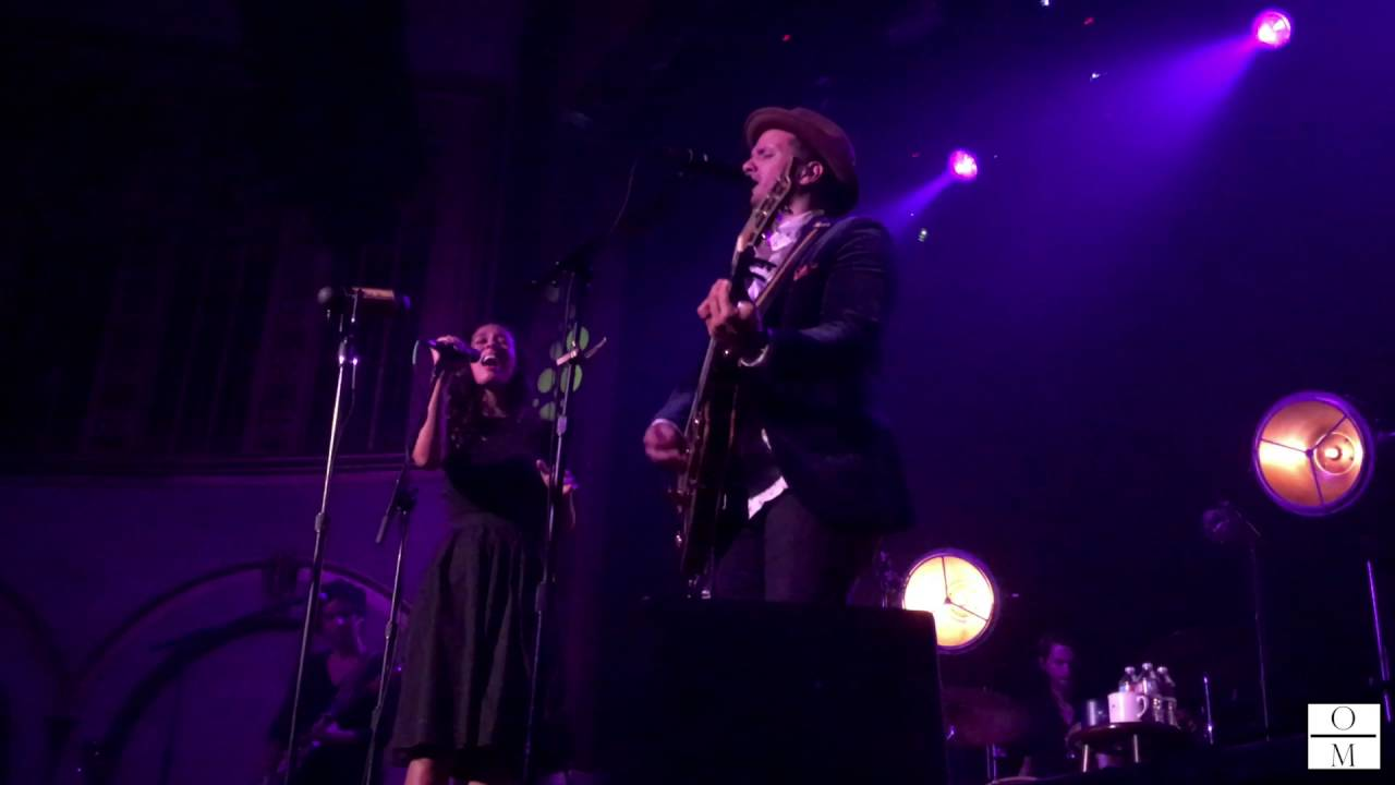 Johnnyswim touching heaven