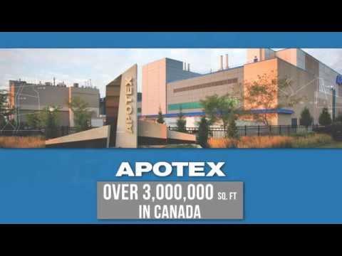 Apotex Solid Dose Manufacturing Facility - Etobicoke, Canada