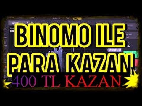 Are Binomo para kazanma right!