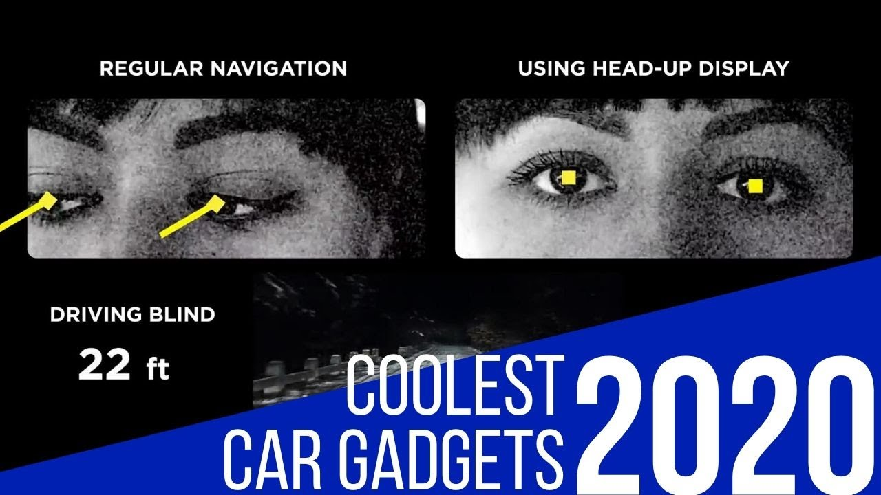 Top 6 Coolest Must Have Car Accessories And Car Gadgets
