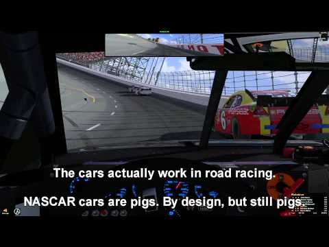 Sim Racing 101 : Oval V Road (Ep10)