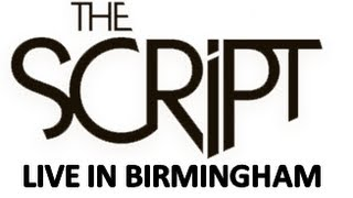 The Script - If You Could See Me Now - Birmingham LG Arena [HD]
