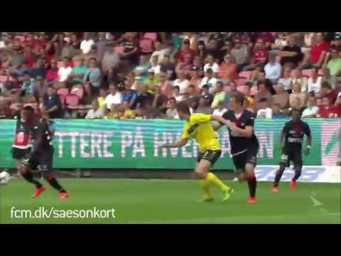 Highlights: FC Midtjylland vs Brøndby IF 20.juli 2014