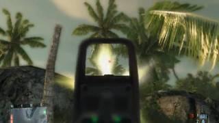 Crysis Warhead Gameplay