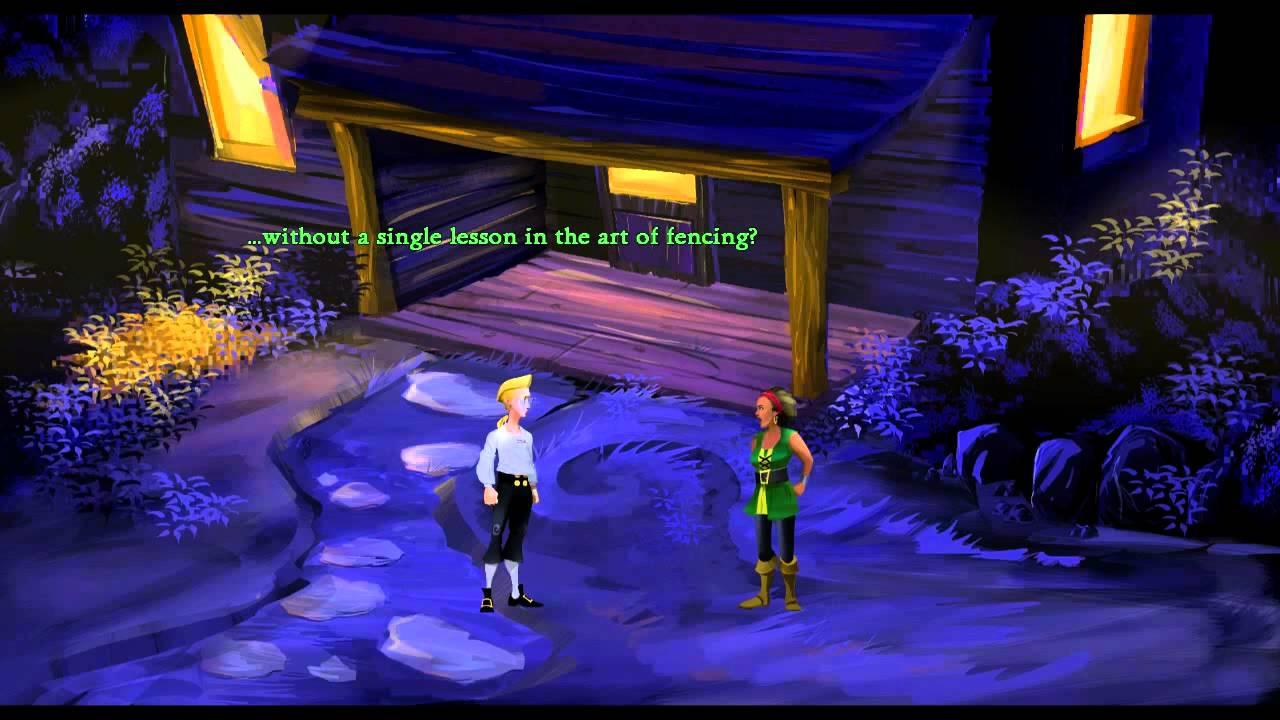 The Secret of Monkey Island - Episode 05 - Hi, I'm selling these ...