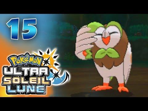 LA MODESTIE D'EFFLÈCHE - Pokémon Ultra-Soleil et Ultra-Lune #15
