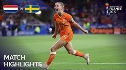 Netherlands v Sweden - FIFA Women's World Cup France 2019™
