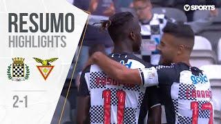 Highlights   Resumo: Boavista 2-1 Aves (Liga 19/20 #1)