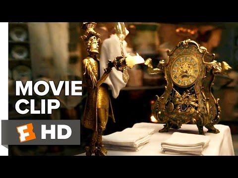 Beauty and the Beast Movie CLIP - Lumiere Plots Romance (2017) - Ewan McGregor Movie