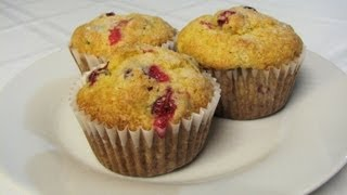 Cranberry Orange Muffins -- Lynn's Recipes