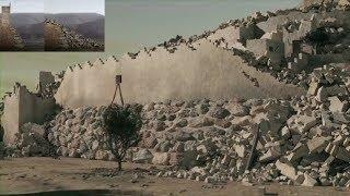 Jericho Walls Fell Flat
