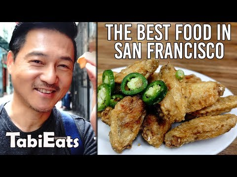Chicken Wings in CHINATOWN SAN FRANCISCO