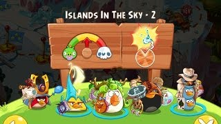 Angry Birds Epic Islands in the Sky Level 2 Walkthrough
