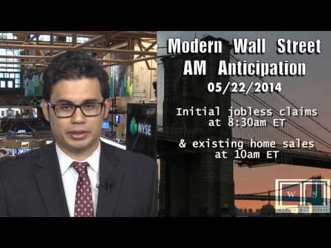 AM Anticipation: Stock futures rise ahead of claims, housing data