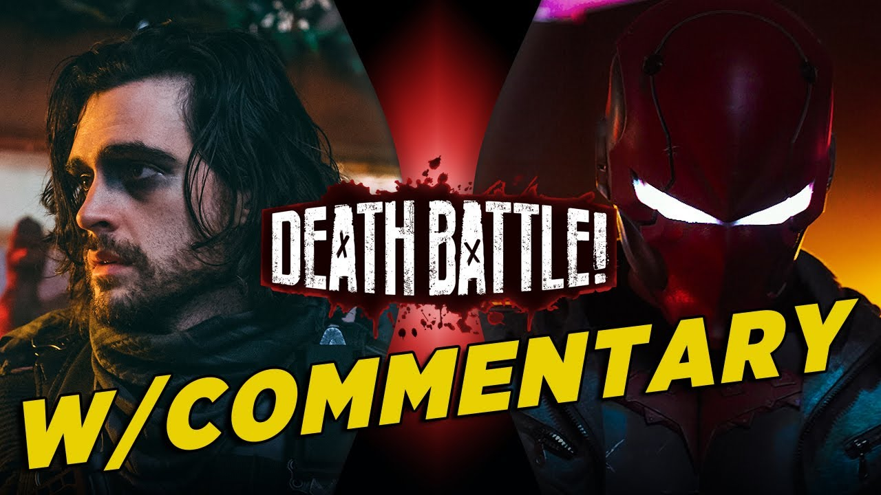 Winter Soldier vs Red Hood w/ Commentary