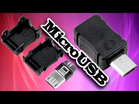 MicroUSB/Micro USB штекеры, разъёмы или коннекторы из Китая. Aliexpress