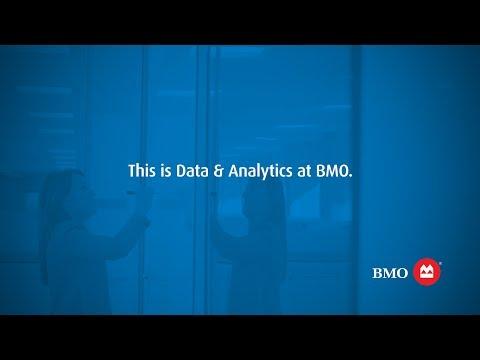 Working In Data And Analytics At BMO – Sidita's Job