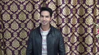 Pratham kunwar as karan