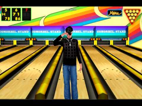 Real 3D Bowling Game (Harlem Strike) Game Play