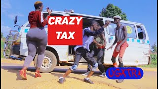 CRAZY TAXI  COAX,SHEIK MANALA,JUNIOR USHER & MARTIN  New Ugandan Comedy 2019 HD