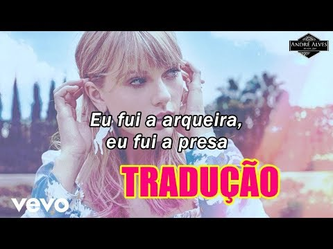Taylor Swift - The Archer TraduçãoLegendado PT-BR Lyric