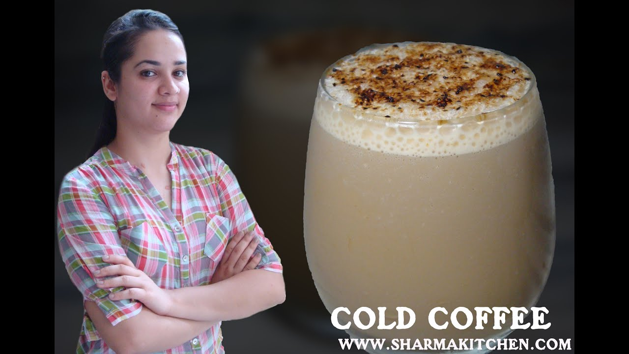 how to make iced coffee with nescafe instant coffee