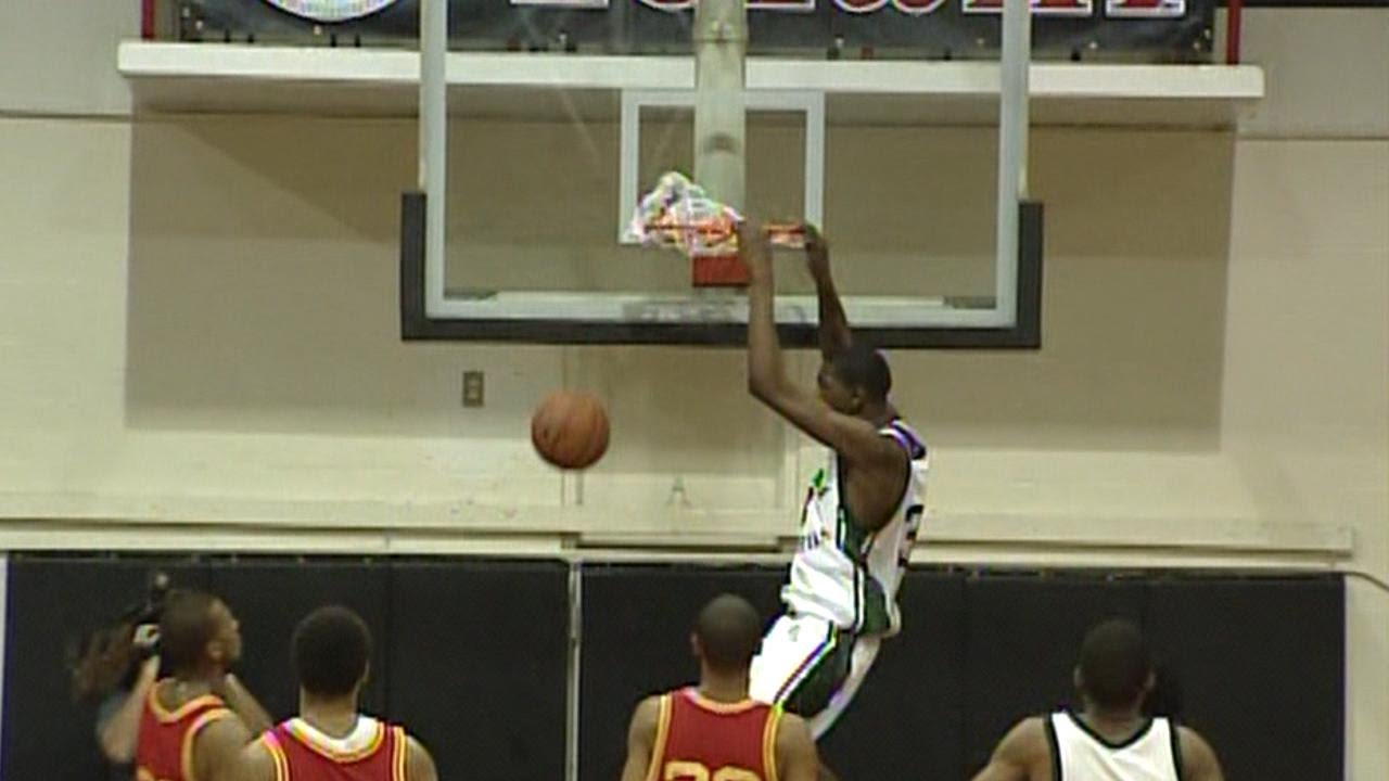 Watch: Kevin Durant made super team prior to 2005 'Iolani Classic