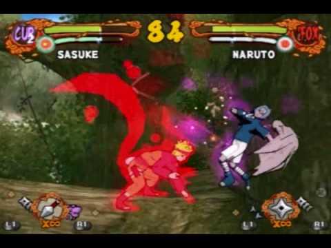 naruto shippuden ultimate ninja 4 pc