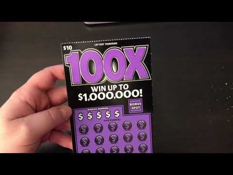 Winner WINNER! Cash FEVER And 100X! Tennessee Lottery!