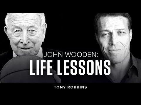 The Legendary John Wooden | Tony Robbins Podcast