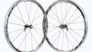 Shimano Dura Ace 9000 C35 Clincher Wheelset Unboxing