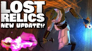 [LIVE] LOST RELICS - NEW POGCHAMP UPDATE! PLAY TO EARN BLOCKCHAIN GAME!