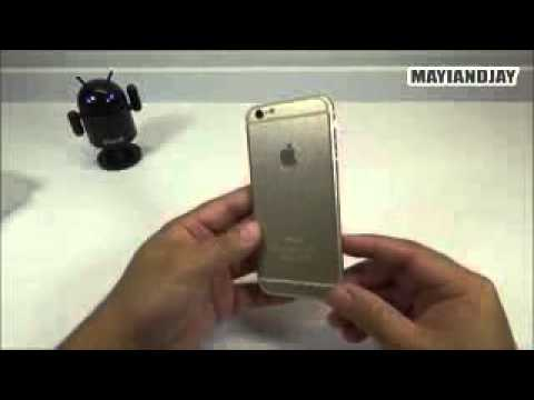 Iphone 6 compare between Gold &  silver